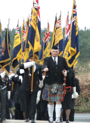 ANZAC remembered – Staffordshire march on!