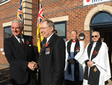 LORD LIEUTENANT OPENS COUNTY OFFICES… OFFICIAL!